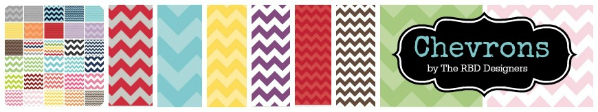 Chevrons by The RBD Designers for Riley Blake