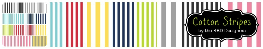 Cotton Stripes by The RBD Designers for Riley Blake