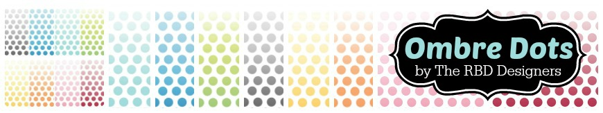 Ombre Dots by The RBD Designers for Riley Blake